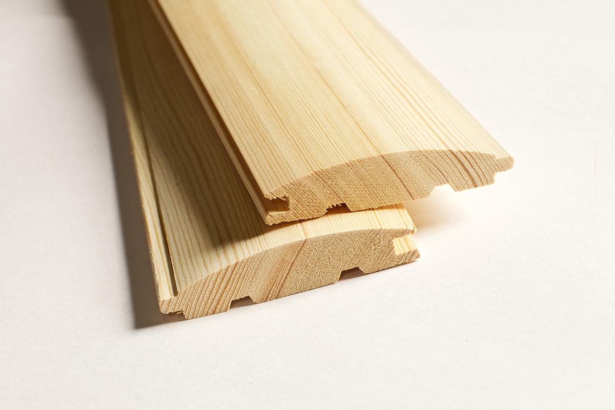 Что такое блок хаус и его преимущества перед другими отделочными материалами